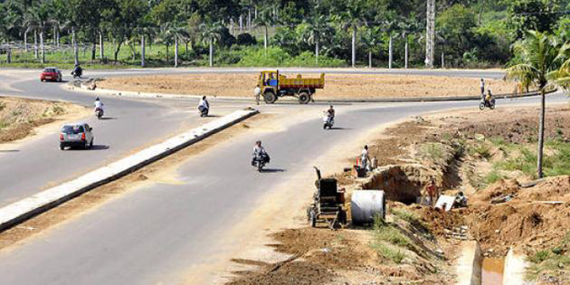 DPR Preparation Construction Radial Roads in Hyderabad India 800 400