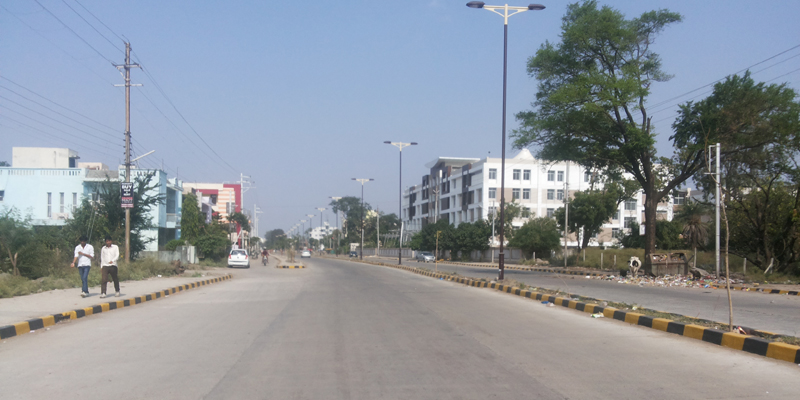 Urban Roads Indore at Madhya Pradesh 800 400