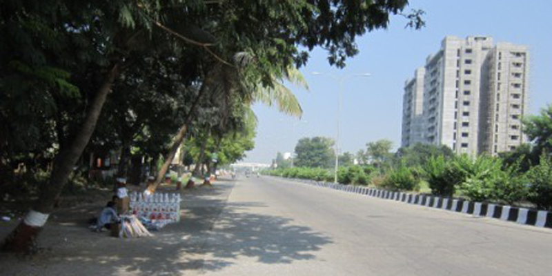 Urban Roads at Surat Gujarat 800 400