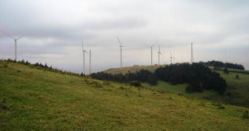 800 400 wind farm 6 wind turbine 850 W au Kenya
