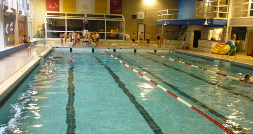 Operation And Maintenance Of The Swimming Pool Mortsel Tpf