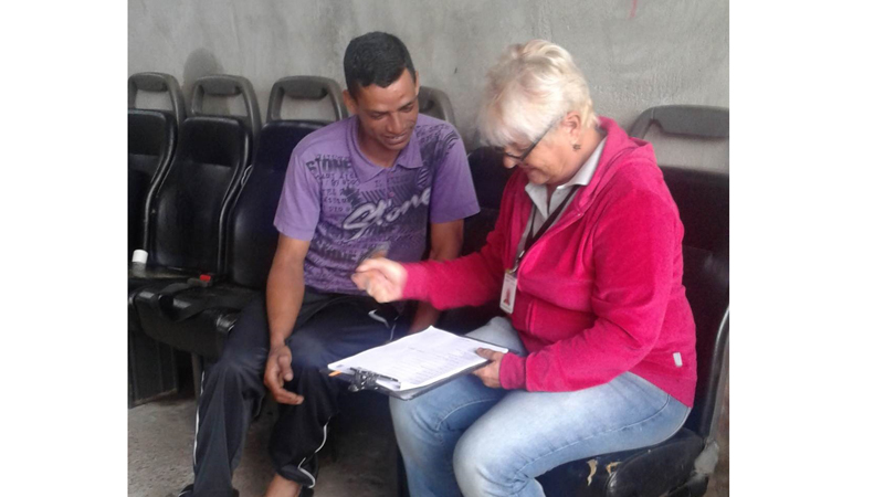 Monitoring and Assessment of Resettlement of Parque Varzeas do Tiete